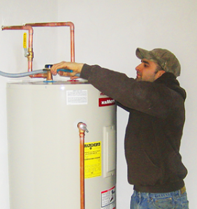 Our Camarillo Water Heater Repair Team Does New Water Heater Installation